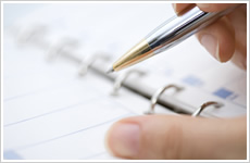 相続手続きに必要な書類のイメージ
